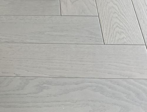 Three Layer Engineered Herringboes Floor