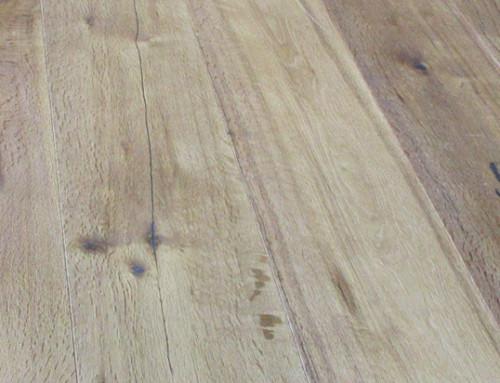Rustic Natural Oak Engineered Hardwood