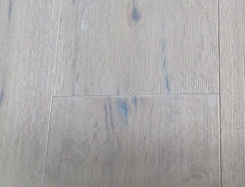 Light White Oak Engineered Flooring