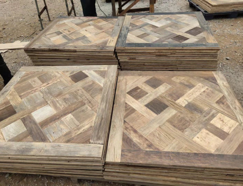Our Old Elm Material Versailles Panels