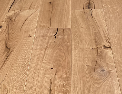 EF Grade Three Layer Click Natural Oiled Engineered Wooden Floor