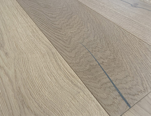 EF Grade Click Natural White Oiled Engineered Wooden Floor